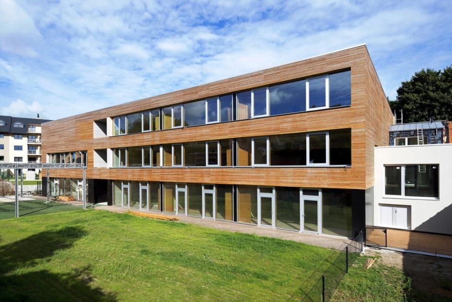 Ecole Emile Bockstael