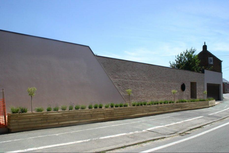 Maison unifamiliale contemporaine à Ittre